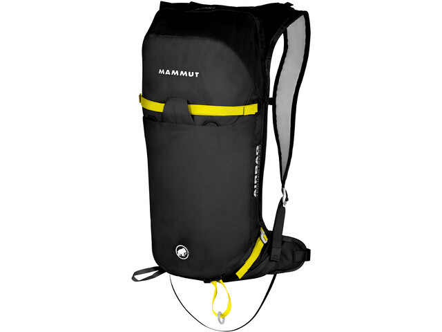 Klettergurt Ultralight : Mammut ultralight removable airbag 3.0 backpack 20l phantom campz.de